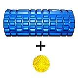 Best Foam Rollers - Muscle Momentum Foam Roller for Deep Tissue Muscle Review