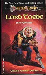Lord Toede (Dragonlance: Villains) by Jeff Grubb (1994-07-02)