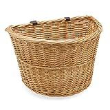 Electra Bicycle Electra Wicker Basket Natural Front Fahrradkorb, 368742