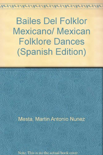 Bailes Del Folklor Mexicano/Mexican Folklore Dances