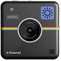 Polaroid POLSM01B Socialmatic WiFi Instant Print Share Kamera schwarz