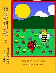 Die Biene Lisa und der Marienkäfer