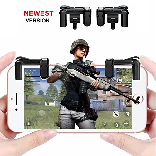 Mobile Game Controller Trigger for 4.5-6.5 Inch Smartphones Gift Idea