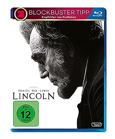 BD * Lincoln [Blu-ray] [Import anglais]