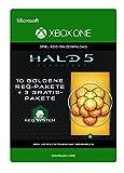 Halo 5: Guardians: 10 Gold REQ Packs + 3 Gratis [Spielerweiterung] [Xbox One - Download Code]