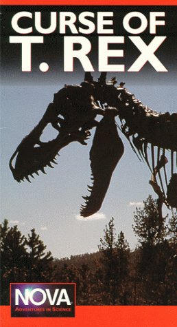 Preisvergleich Produktbild Curse of T-Rex [VHS]