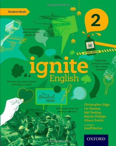 Ignite English: Student Book 2 by Christopher Edge (2014-02-06)