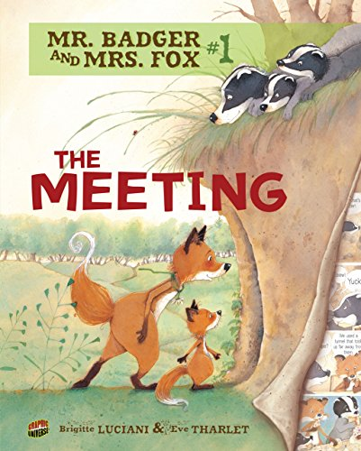 The Meeting: Book 1 (Mr. Badger and Mrs. Fox) (English Edition)