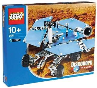 Lego 7471 - Mars Erkundungs-Rover, 857 Teile (B0002HLCPS)   Amazon price tracker / tracking, Amazon price history charts, Amazon price watches, Amazon price drop alerts