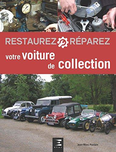 Restaurez et réparez votre voiture de collection