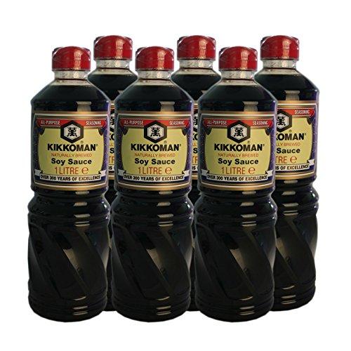6x1liter-kikkoman-sojasauce-naturlich-gebraut
