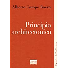 Principia architectonica (Pensiero dell'architettura)
