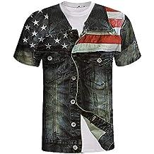 Camiseta De Fiesta Unisex Rude Stag Party Disfraz 3D Ofensive Boobs Printed tee