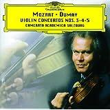 Mozart: Violin Concertos Nos.3-5