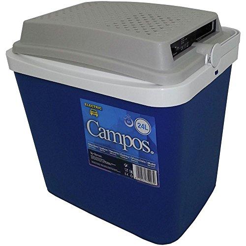 Campos by Sp Berner Campos Nevera termoeléctrica Azul 24L. / 12V, Gris