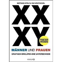 XX XY Männer und Frauen: Grafiken erklären die Unterschiede
