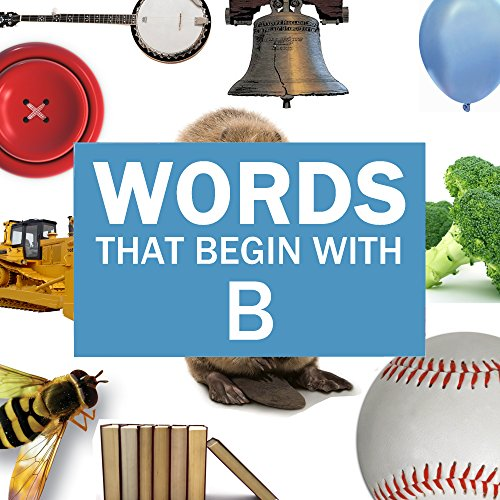 Children's Books: Words That Begin With B [kids Learning Books] por Kevin Smith epub