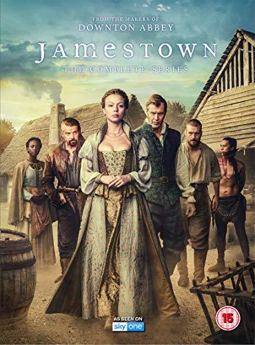 Jamestown Season 1-3 [DVD] [2019]