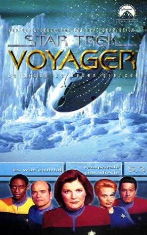 Star Trek - Voyager 5.3: Es war einmal/Temporale Paradoxie [VHS]