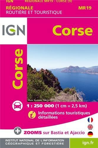 MR19 MINI CORSE 1/250.000