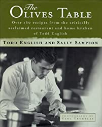 THE OLIVES TABLE BY English, Todd[Author]Hardcover