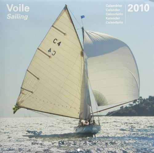 2010 Sailing 30 X 30 Calendar