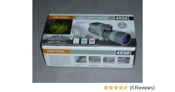 Nachtsichtgerät newton nv 4x50: amazon.de: kamera