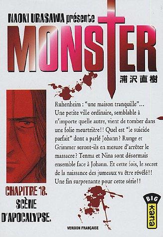 Monster, tome 18 : Scène d'apocalypse