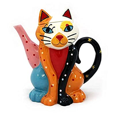 ausgefallene Théière au chat design Gall & Zick
