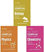 NCERT Exemplar Problems-Solutions BIOLOGY class 11th + NCERT Exemplar Problems-Solutions PHYSICS class 11th +