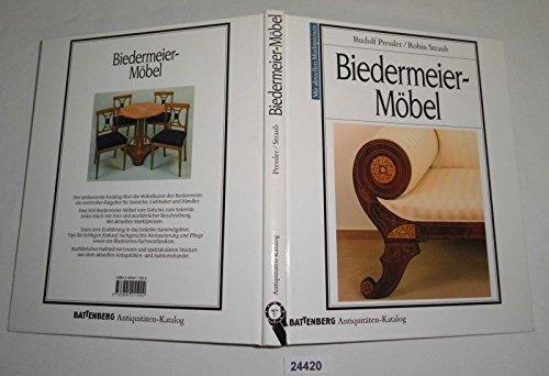 Bestell.Nr. 924420 Biedermeier-Möbel (Battenberg Antiquitäten-Katalog)