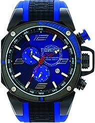 Reloj para hombre Chrono TechnoSport - negro