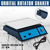 Autovictoria Orbital Shaker Velocidad variable 0-210 RPM Orbital Shaker Plataforma 315 x 218 mm Plataforma de trabajo Orbital Rotator Shaker