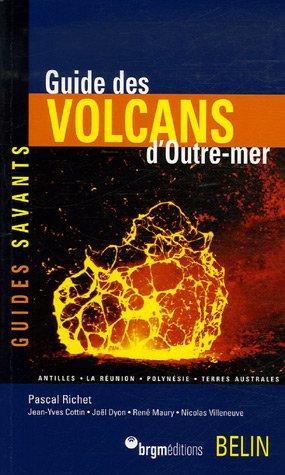 Guide des volcans d'Outre-mer