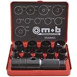 Peddinghaus Handwerkzeuge Locheisensatz 3-30 mm 16-teilig, 8004309001