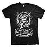 Gas Monkey Garage Officially Licensed - Explosion T-Shirt Maglia Maglietta GMG (XX-Large)