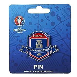 UEFA EURO 2016 – Offizieller Pin Metall Logo