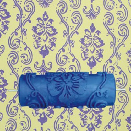 15cm rullo pittura rulloni paint roller fiore modello decorazione casa parete