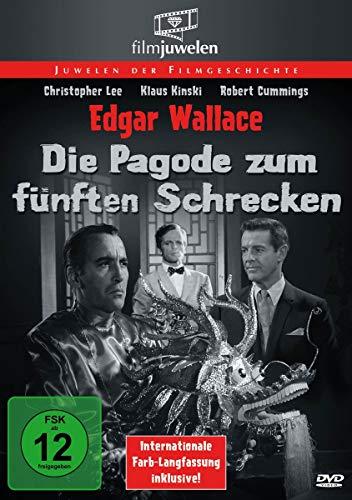 Die Pagode zum fünften Schrecken (Edgar Wallace) (Filmjuwelen)