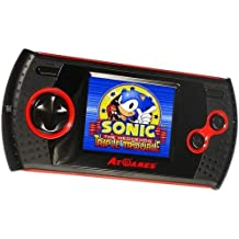 Console Sega Master System + Game Gear Arcade Gamer Portable + 30 Jeux