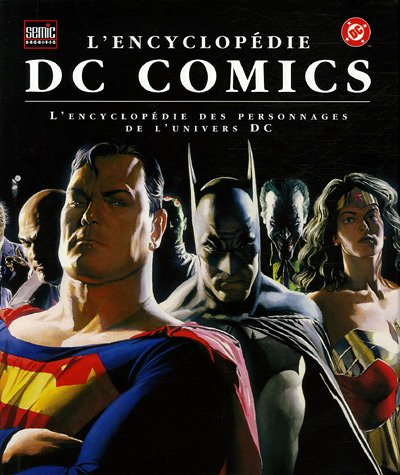 L'encyclopédie DC Comics par Scott Beatty