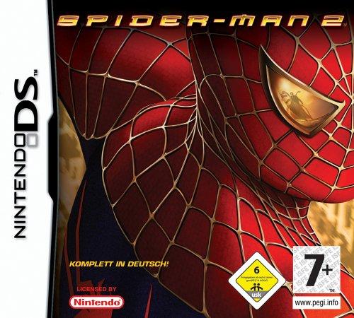 Spider-Man - The Movie 2 (Spiderman Ds-spiele)