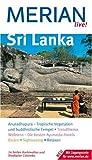 Front cover for the book Merian live!, Sri Lanka by Kiki Baron