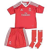 adidas B31086 Ensemble Performance Mini kit Real Madrid Extérieur, mixte enfant