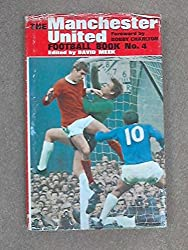The Manchester United football book No.4
