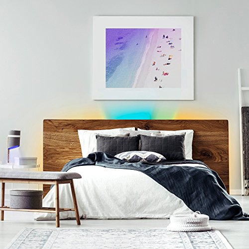 LIFX Z Erweiterung für LED-Lichtbandeinsatz Mehrfarbig, dimmbar, kein Hub erforderlich, funktioniert mit Amazon Alexa, Apple HomeKit und Google Assistant - 11