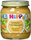 HiPP Bio Gemüse-Cremesuppe