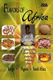 Flavors of Africa Cooking DVD - Kenya, Nigeria & South Africa by Kunmi Oluleye