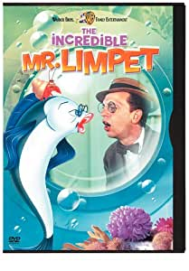 The Incredible Mr. Limpet [Import USA Zone 1]