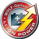 WOLF-Garten Akku-Kettensäge LI-ION Power CSB 36 - 11